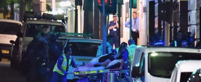 Sydney, il blitz della polizia e i soccorsi agli ostaggi