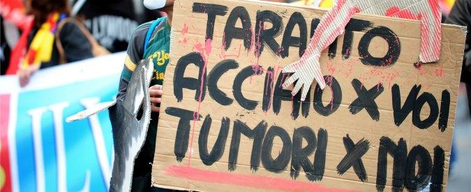 """Taranto, la denuncia dei Verdi: """"In città oltre mille diagnosi di cancro all'anno"""""""