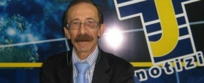 Pino Maniaci, nuova intimidazione al direttore di Telejato: impiccati i due cani