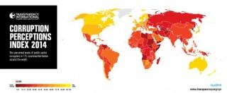 Transparency 2014: Italia prima in Europa per corruzione sorpassa Bulgaria e Grecia
