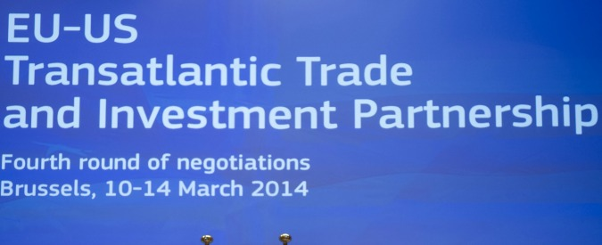 Stop Ttip, un milione di firme contro il Trattato di libero scambio Europa-Usa