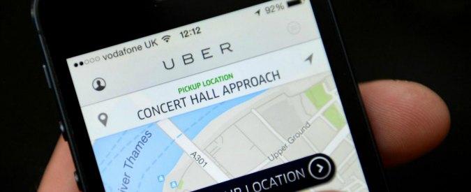 Uber e il futuro dei taxi robot