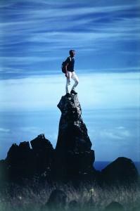 1.Isola di Pasqua, Cile. Novembre 1969