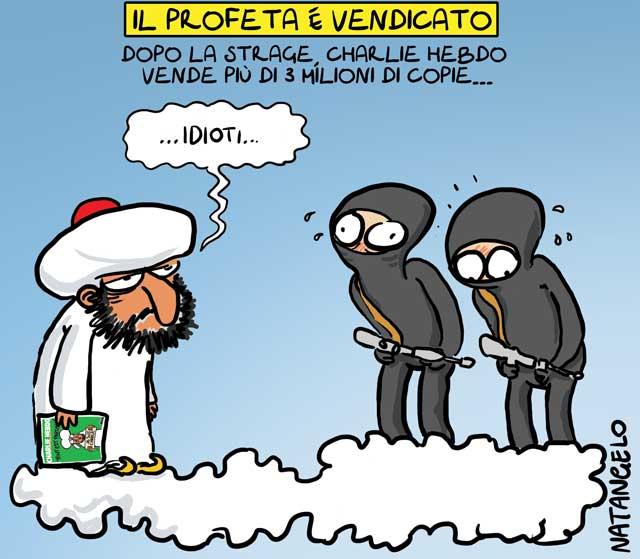 Il profeta è vendicato?