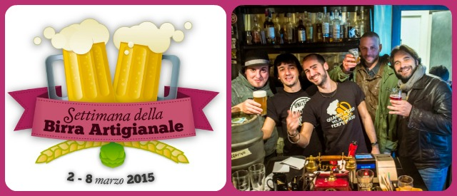 Settimana della Birra Artigianale 2015, aperte le iscrizioni per partecipare
