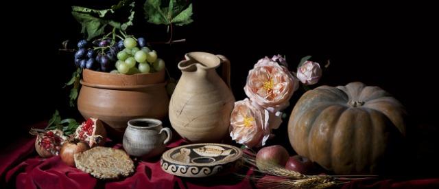 """Asti, da marzo la mostra """"Alle origini del gusto. Il cibo a Pompei e nell'Italia antica"""""""