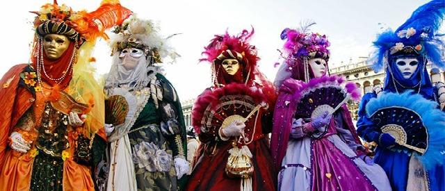 Carnevale di Venezia 2015: una festa al sapore di Expo