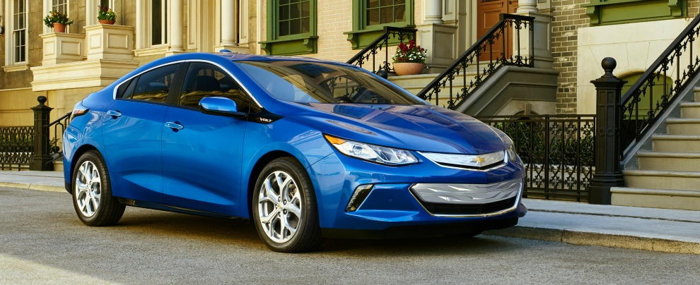 Chevrolet Volt, l'elettrica che va anche a benzina ci riprova. In America, per ora – Fotogallery