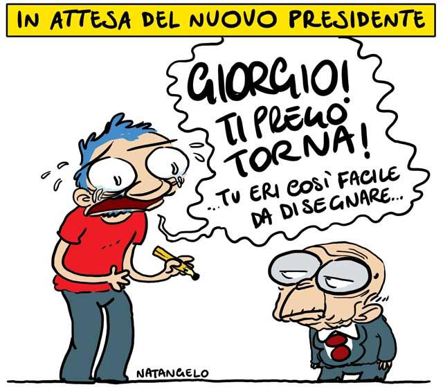 Il nuovo presidente