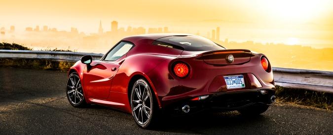 Alfa Romeo e Fiat alla conquista dell'America, ma senza fretta
