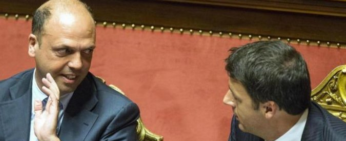 Mafia capitale, Alfano: 'Relazione rinviata a settembre? Pronto a portarla in Cdm'