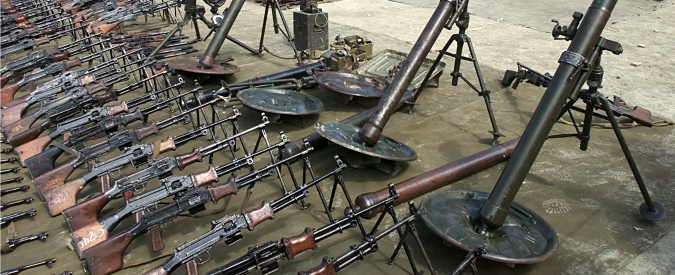 Contrabbando internazionale di armi da guerra: 14 arresti tra Italia, Slovenia, Croazia e Spagna