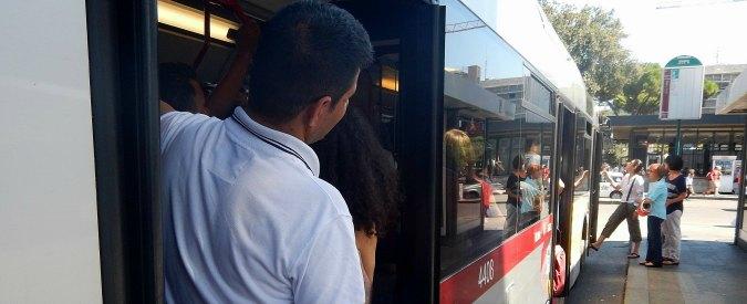 """Atac, a Roma microfoni sui bus contro i crimini. """"A rischio la privacy"""""""