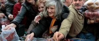 Grecia, Caritas: 'Povertà, disoccupazione e mortalità infantile. Fallimento austerity'