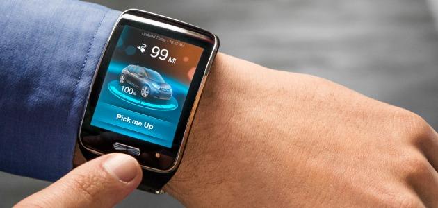 BMW Ces 2015 smartwatch