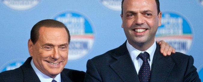 """Sicilia, Alfano torna con Berlusconi per le regionali: """"Sono corteggiatissimo dal Pd ma voglio battere Renzi e Grillo"""""""