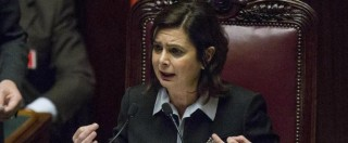 """Rai, Boldrini frena ancora Matteo Renzi: """"Nessuna urgenza, non serve un decreto"""""""