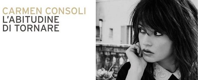 Carmen Consoli, 'L'abitudine di tornare' e il gusto di sapersi aspettare