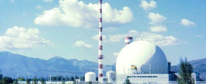 """Centrale nucleare di Sessa Aurunca, """"rischio per i rifiuti vicino alla falda"""""""