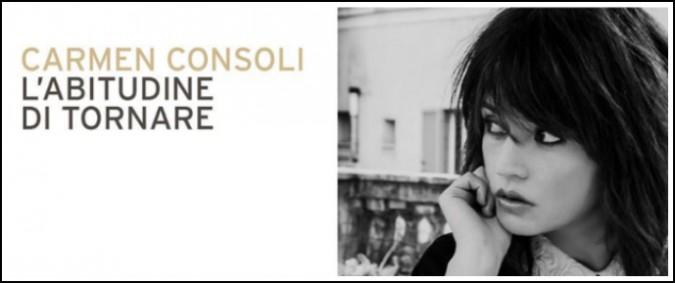 """Carmen Consoli, """"L'abitudine di tornare"""" è un disco-gioiello. La recensione"""