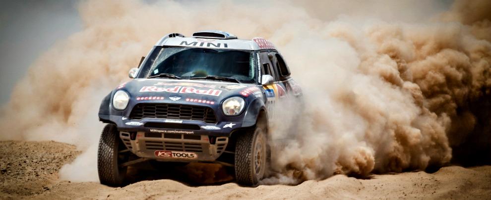Dakar 2015, tutte le foto più belle. Quarta vittoria per la Mini – Fotogallery