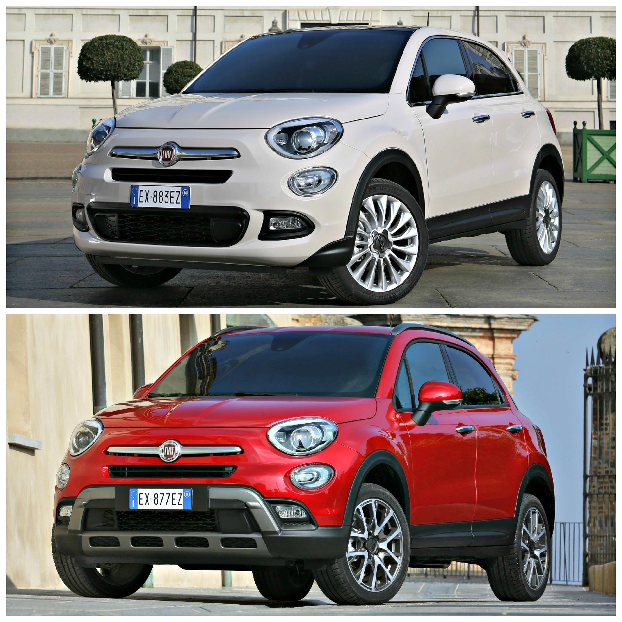 """Fiat 500X, tutti i prezzi della Suv italiana. Che ha due anime, cittadina o """"off road"""""""
