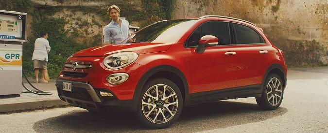 Fiat 500X, il video della pillola blu è virale sul web. E diventa uno spot tv