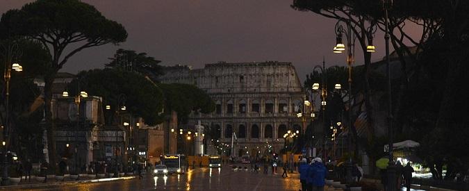 Fori imperiali: a Roma l'area archeologica aperta a tutti, chiusa alla città