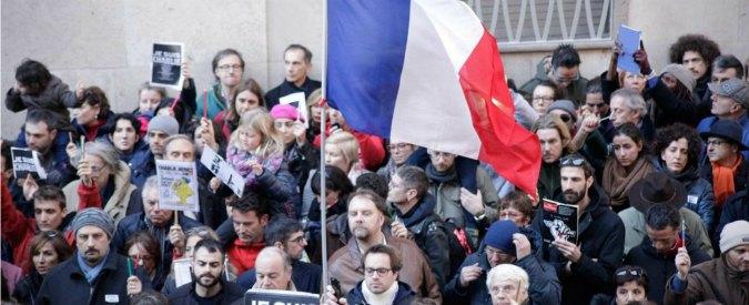 Charlie Hebdo, ecco la nuova copertina. Si cerca complice strage, 6 terroristi in fuga
