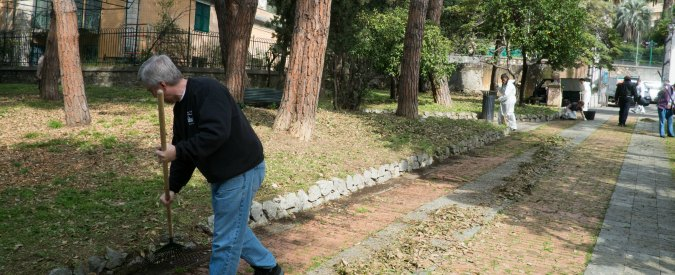 Genova, parchi abbandonati tra incuria e vandalismo. E anche il Comune si arrende