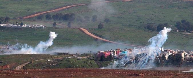 Israele, attacco di Hezbollah e risposta Tel Aviv nel Golan: 3 morti, anche casco blu