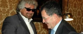 """Quirinale, Giannuli: """"Ecco perché l'M5S deve votare per Romano Prodi"""""""