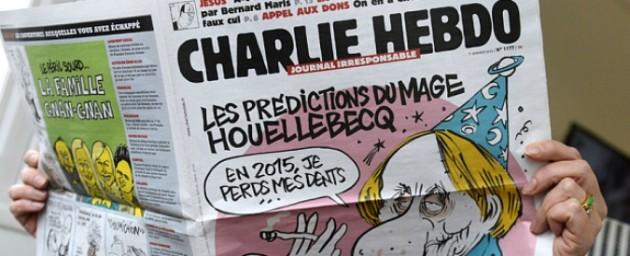Houellebecq Charlie Hebdo 675