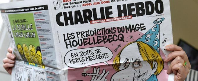 Charlie Hebdo e la libertà di satira: i servi furbi