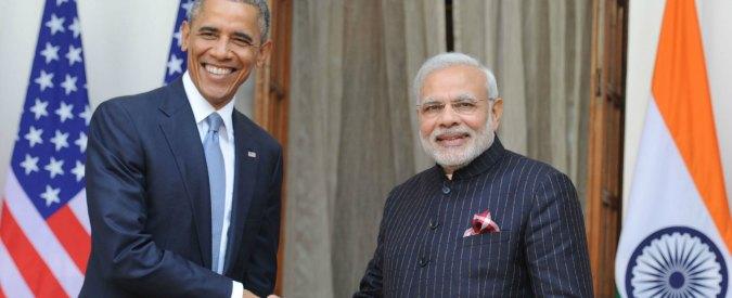 India, visita Obama sblocca acquisto di nucleare Usa. E' bufera: 'Pagano cittadini'