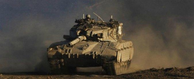 Siria, raid israeliano uccide 6 miliziani di Hezbollah sulle alture del Golan