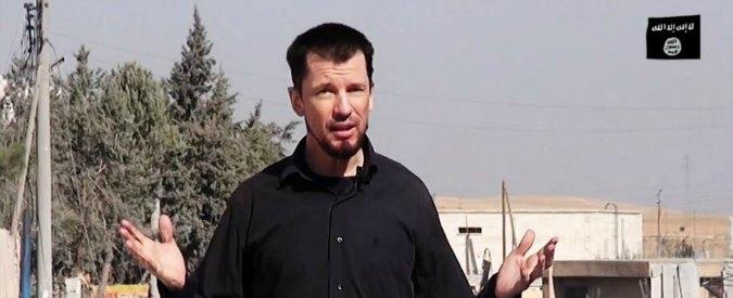 Isis, miliziani lanciano tv per chiamare alla jihad. La star è il rapito John Cantlie