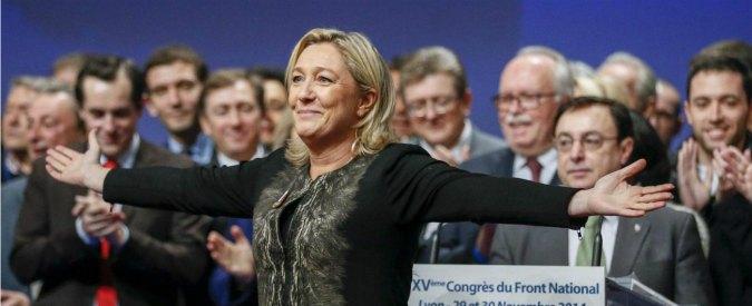 """Francia, """"FN si è radicato sul territorio. Non è più un tabù dichiararsi frontista"""""""