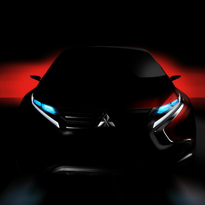 Salone Ginevra 2015, Mitsubishi: una crossover ibrida plug-in dall'aria sportiva
