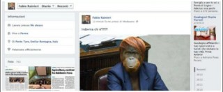 Lega Nord, condannato Rainieri: pubblicò fotomontaggio di Kyenge come orango