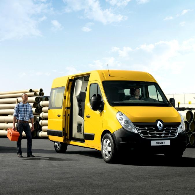 Renault veicoli commerciali, con Google aiuta le imprese a mettersi on line
