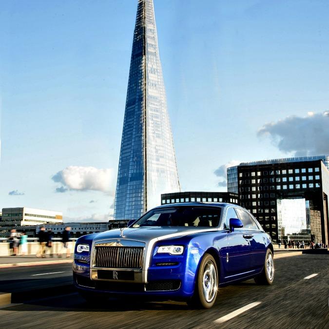 Rolls-Royce festeggia il miglior anno di sempre, dal 2009 vendite quadruplicate
