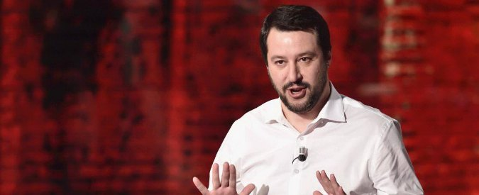 """Salvini: """"Io, comunista vecchia maniera più a sinistra di Renzi. Putin meglio di lui"""""""