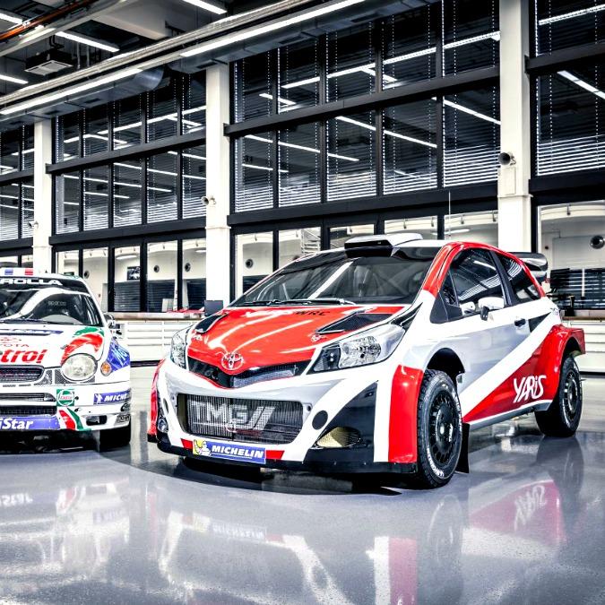 Toyota, nel 2017 il ritorno al Mondiale Rally. Svelata la Yaris WRC