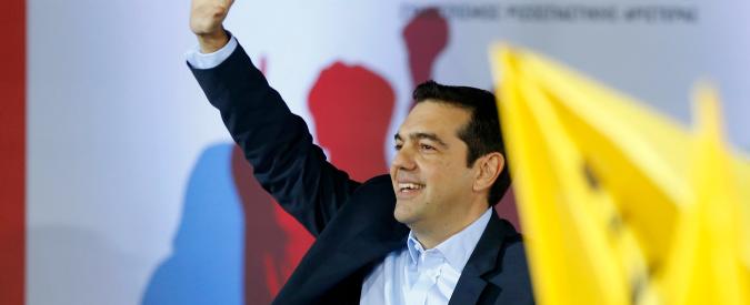 """Elezioni Grecia 2015, Tsipras: """"Syriza non rispetterà accordi presi dai predecessori"""""""