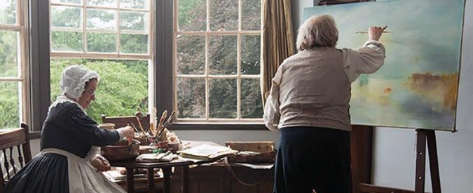 """Turner, il film sulla vita del pittore: """"Un gigante tra gli artisti del suo tempo"""""""
