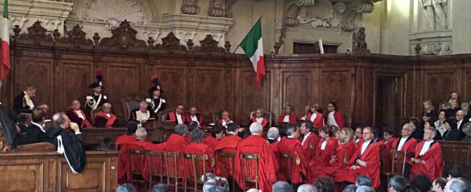 """Bologna, anno giudiziario: """"Ci trattavano da disturbati. Oggi sono solo più sottili"""""""