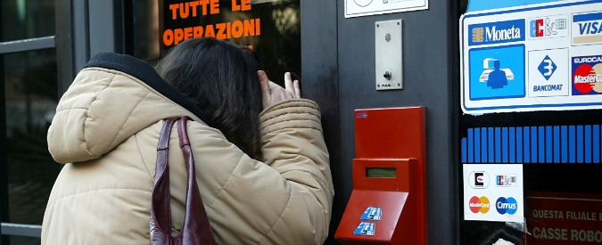 Banche, prestiti ancora giù. Governo cerca accordo con Ue su crediti a rischio