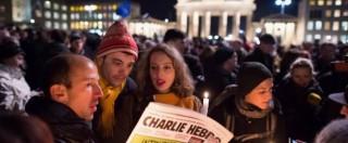 Charlie Hebdo, solidarietà in Europa: in migliaia in piazza da Parigi a Londra