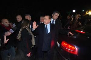 Berlusconi a cena coi big di Forza Italia